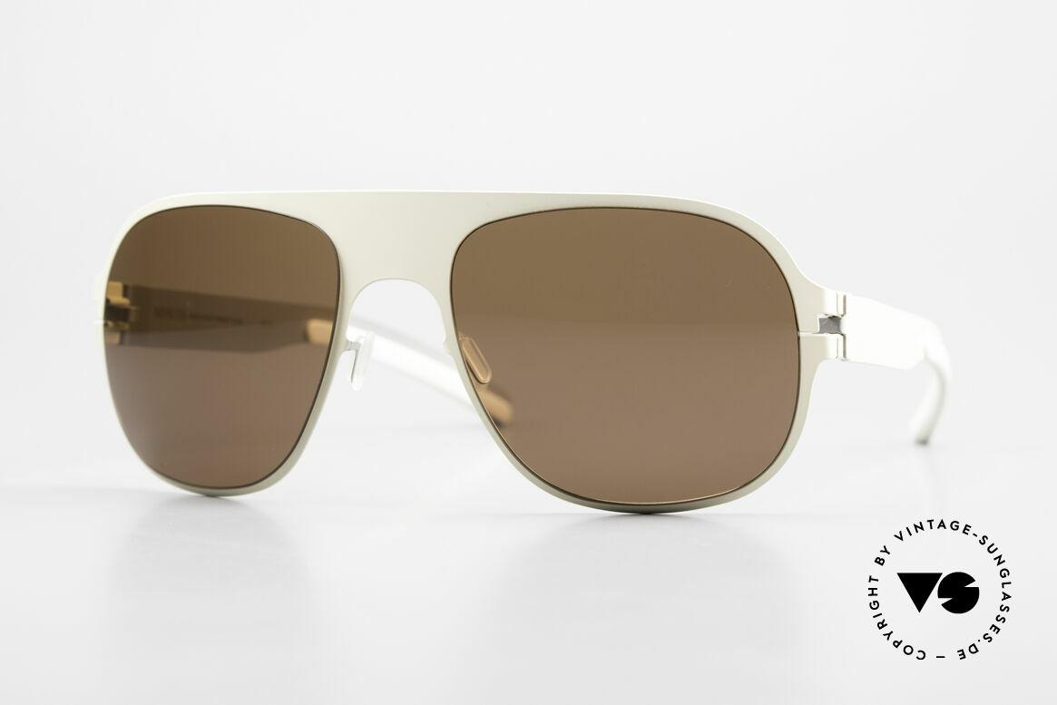 Mykita Rodney Limited Designer Sunglasses, LIMITED vintage Mykita designer sunglasses from 2011, Made for Men