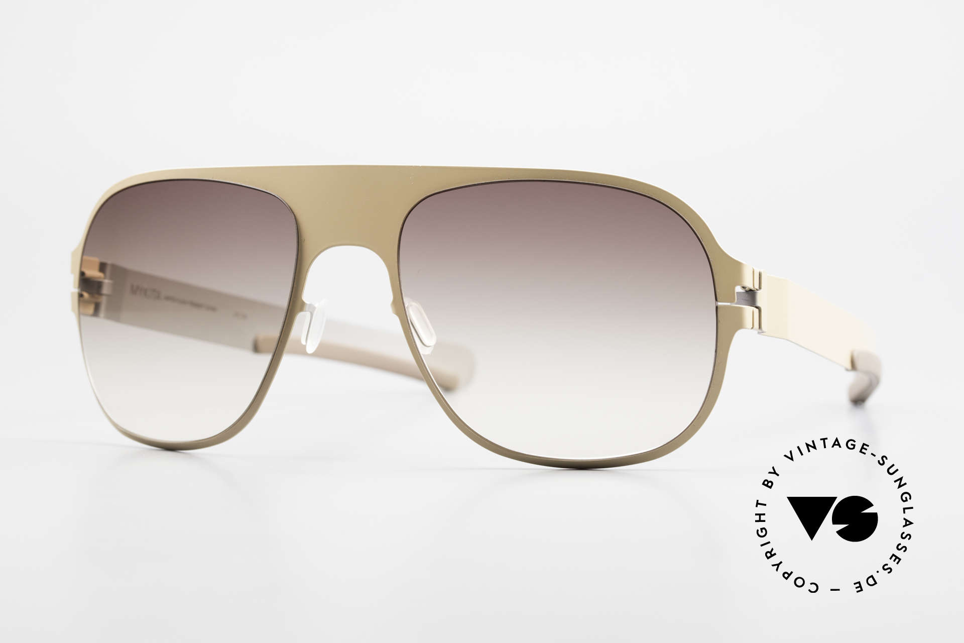 Mykita Rodney Designer Sunglasses Limited, LIMITED vintage Mykita designer sunglasses from 2011, Made for Men