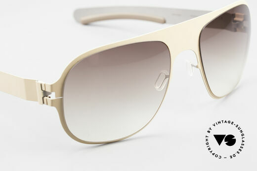 Mykita Rodney Designer Sunglasses Limited, thus, now available from us (unworn and with orig. case), Made for Men