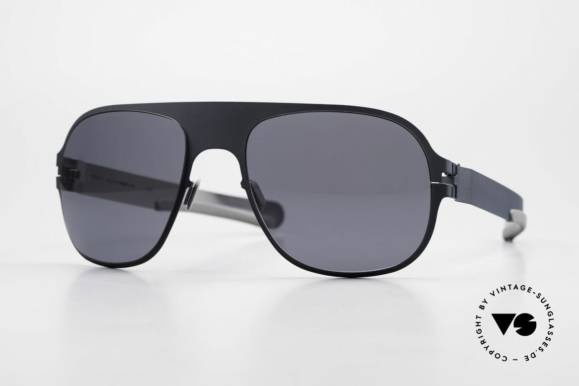 Mykita Rodney Limited Sunglasses From 2011, LIMITED vintage Mykita designer sunglasses from 2011, Made for Men