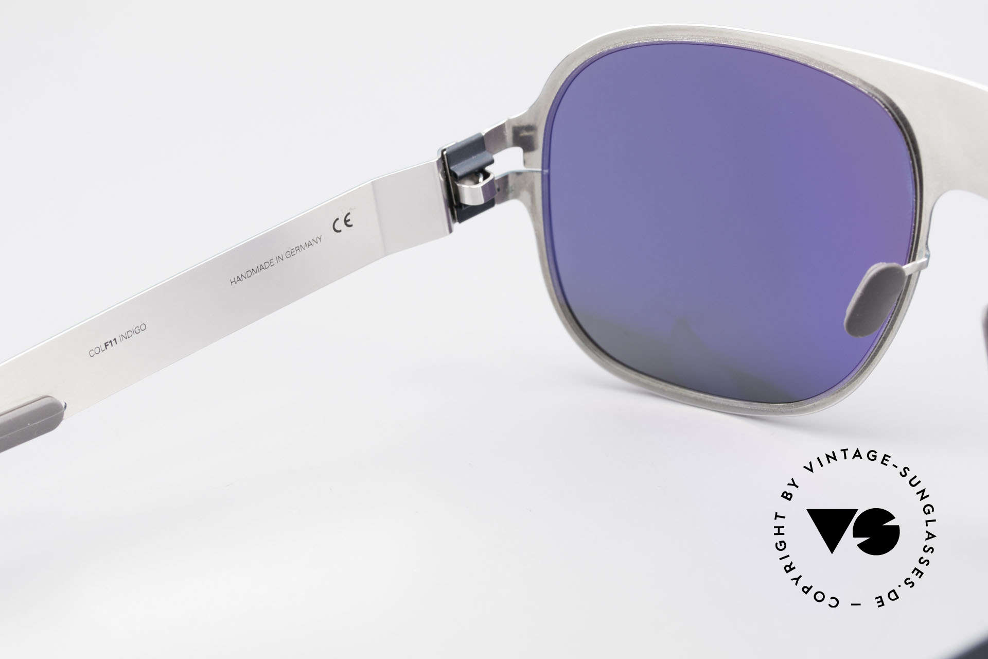 Mykita Rodney Limited Sunglasses From 2011, worn by many celebs (rare & in high demand, meanwhile), Made for Men