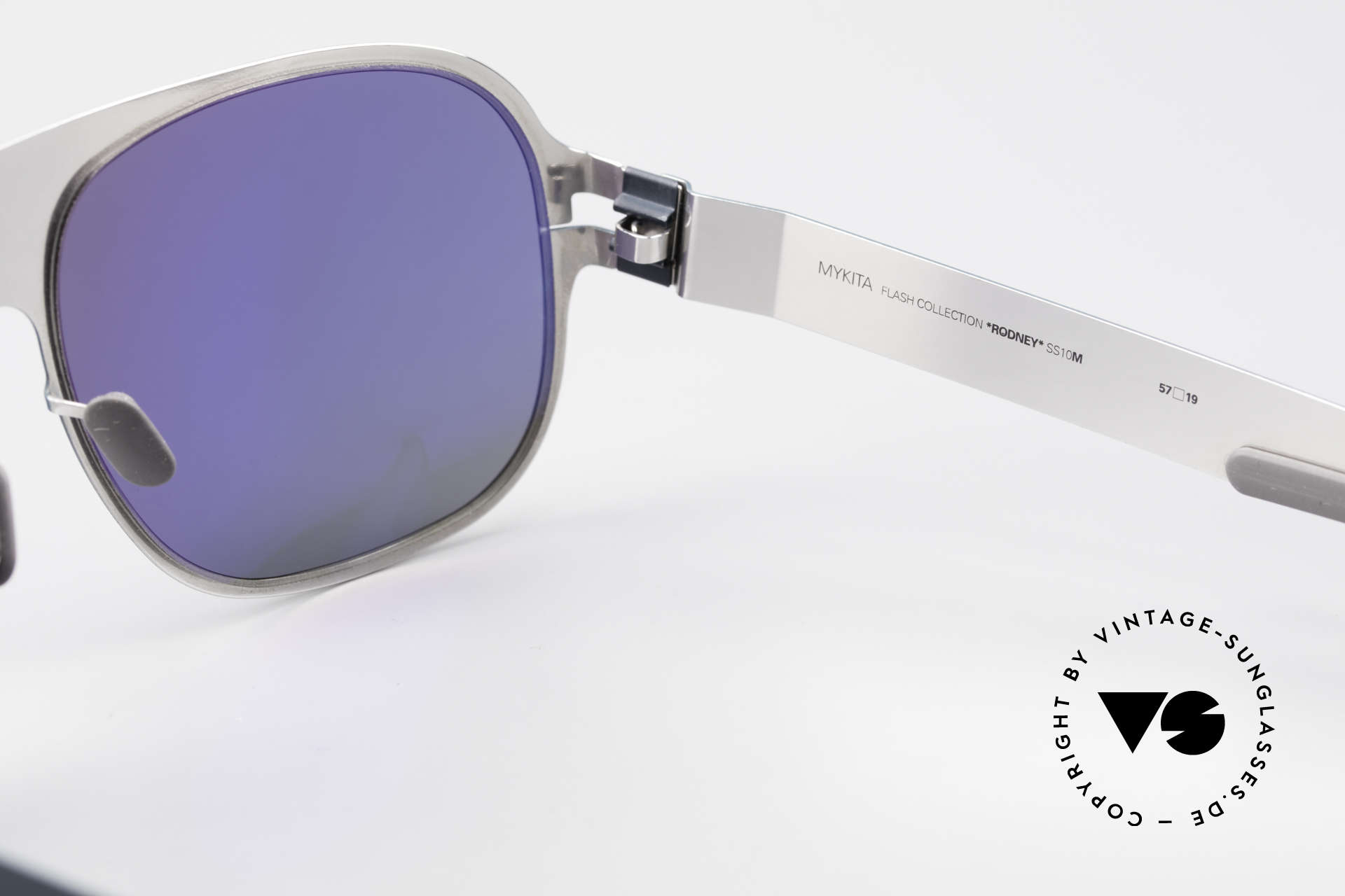 Mykita Rodney Limited Sunglasses From 2011, thus, now available from us (unworn and with orig. case), Made for Men