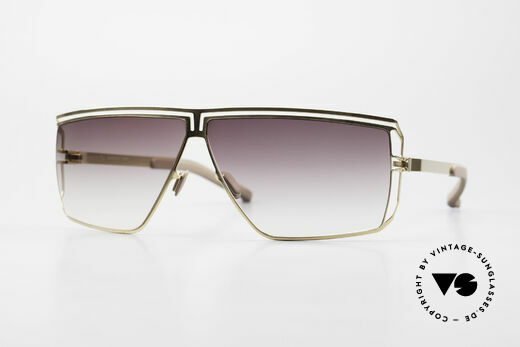 Mykita Anais Ladies Sunglasses From 2007 Details