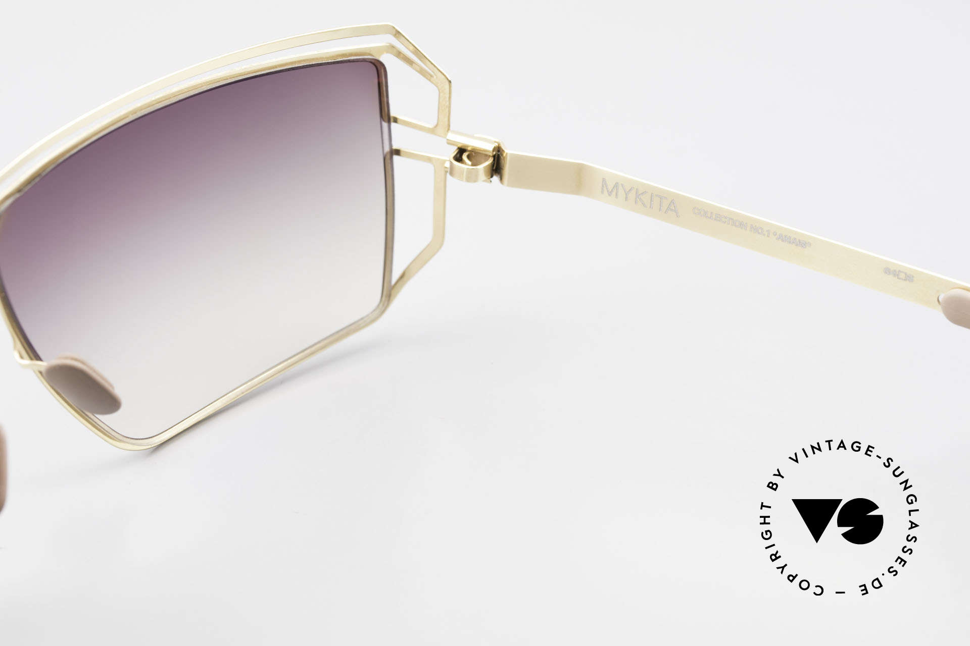 Mykita Anais Ladies Sunglasses From 2007, thus, now available from us (unworn and with orig. case), Made for Women