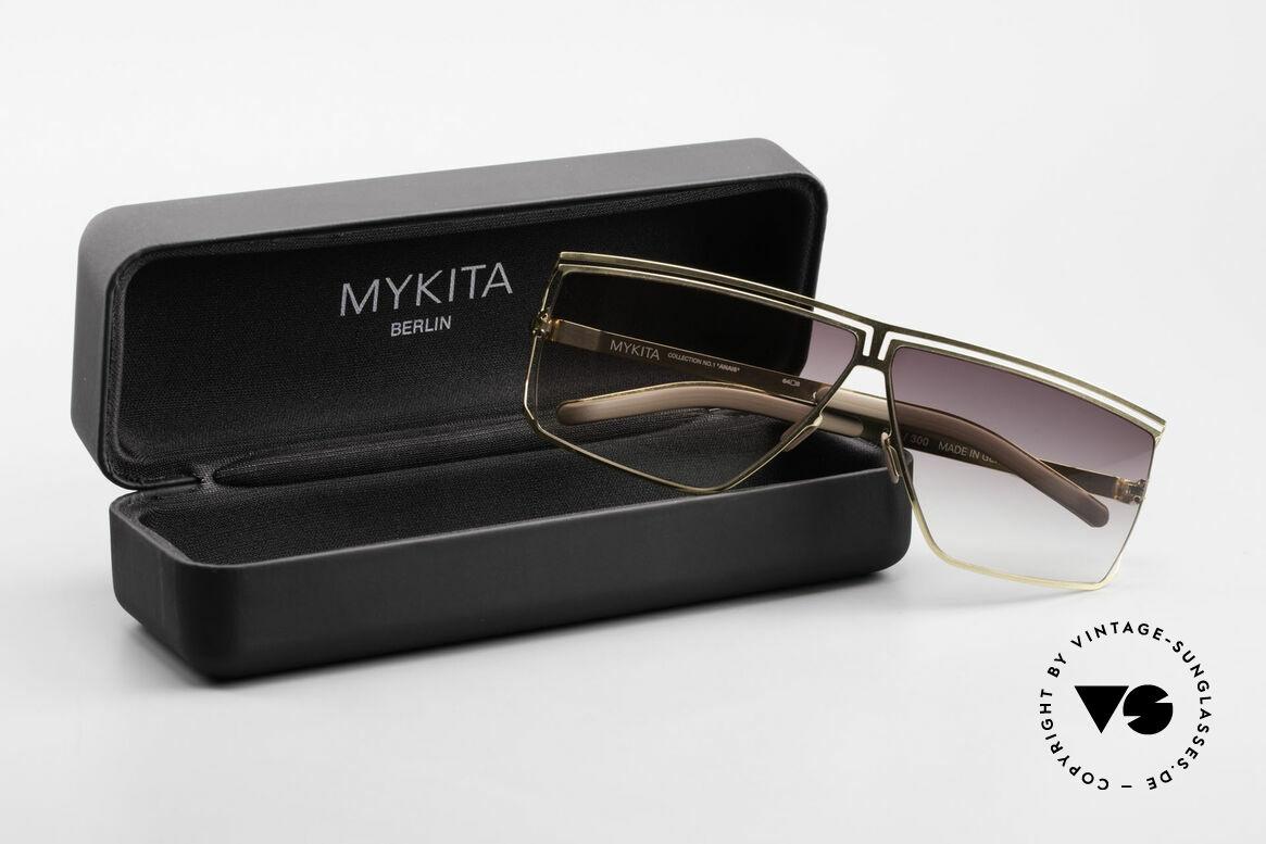 Mykita Anais Ladies Sunglasses From 2007, Size: medium, Made for Women
