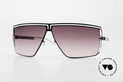 Mykita Anais Designer Sunglasses From 2007 Details