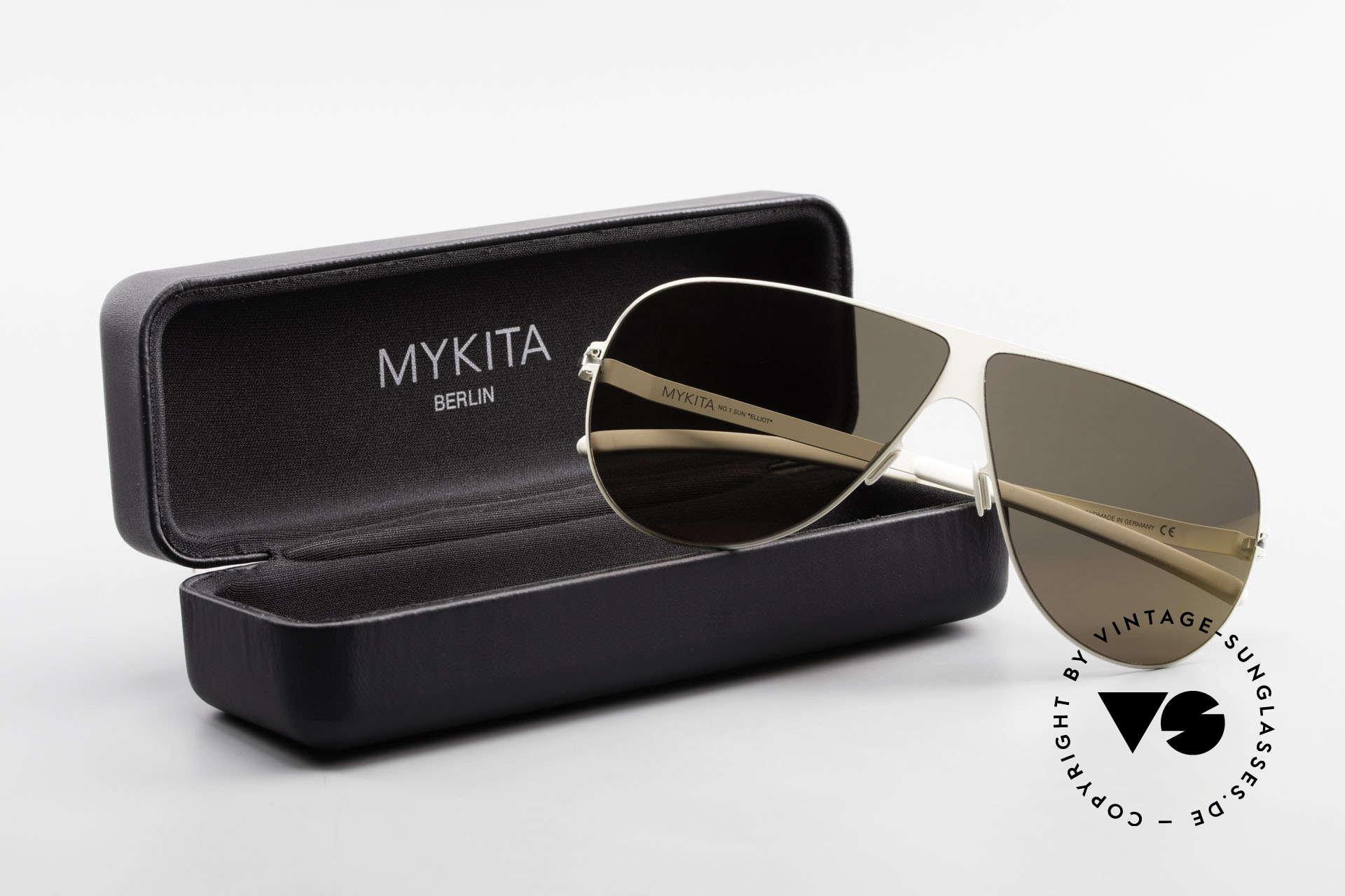 Mykita Elliot Tom Cruise Mykita Sunglasses, Size: medium, Made for Men