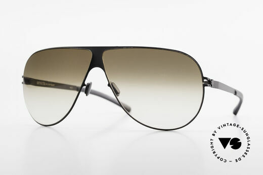 Mykita Elliot Mykita Tom Cruise Sunglasses Details