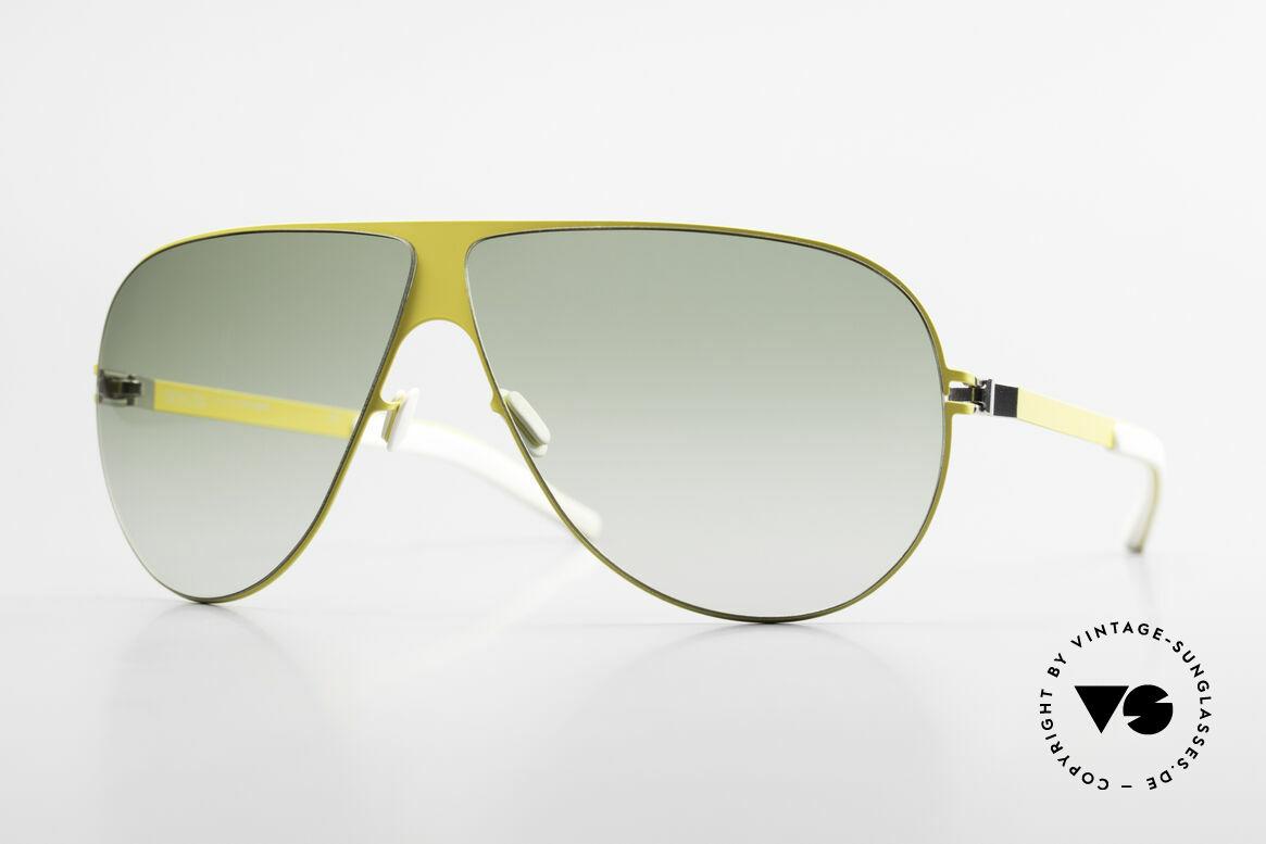 Mykita Elliot Tom Cruise Aviator Shades 2011, orig. VINTAGE Tom Cruise Mykita sunglasses from 2011, Made for Men