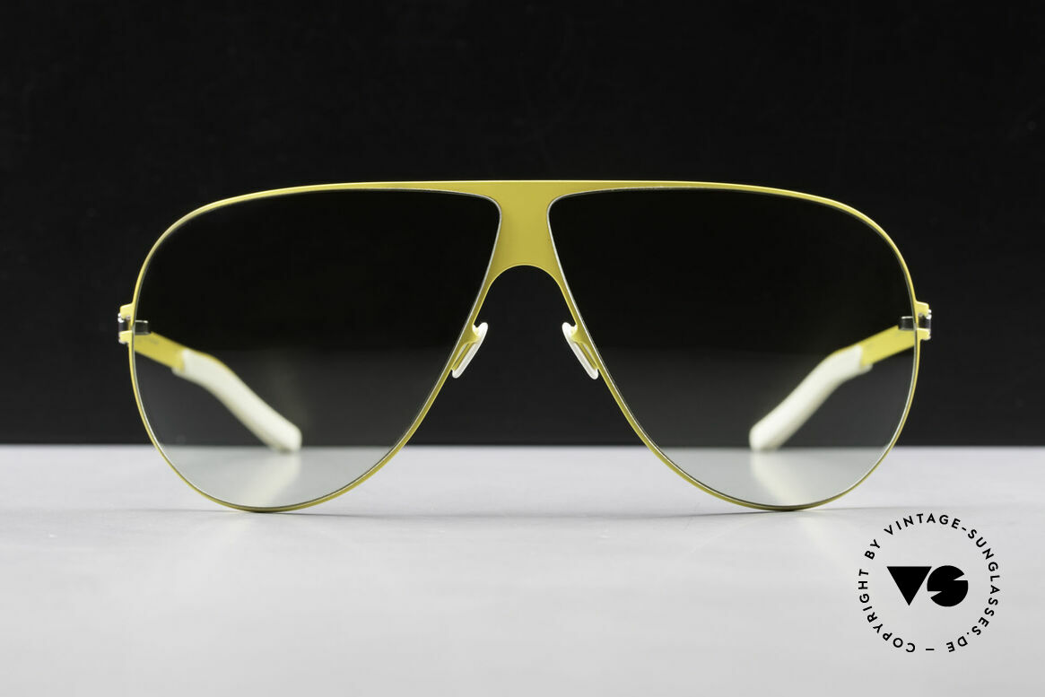 Mykita Elliot Tom Cruise Aviator Shades 2011, innovative and flexible metal frame = One size fits all!, Made for Men
