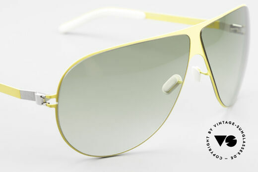 Mykita Elliot Tom Cruise Aviator Shades 2011, reduced to 269€ due to 2 TINY scratches on the left lens, Made for Men