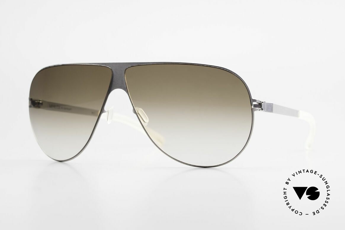 Mykita Elliot 2011 Tom Cruise Aviator Shades, orig. VINTAGE Tom Cruise Mykita sunglasses from 2011, Made for Men