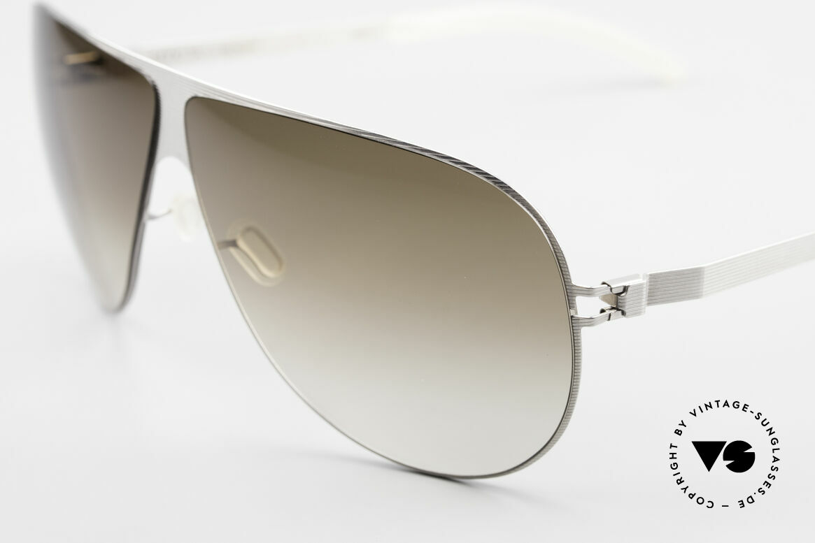 Mykita Elliot 2011 Tom Cruise Aviator Shades, innovative and flexible metal frame = One size fits all!, Made for Men