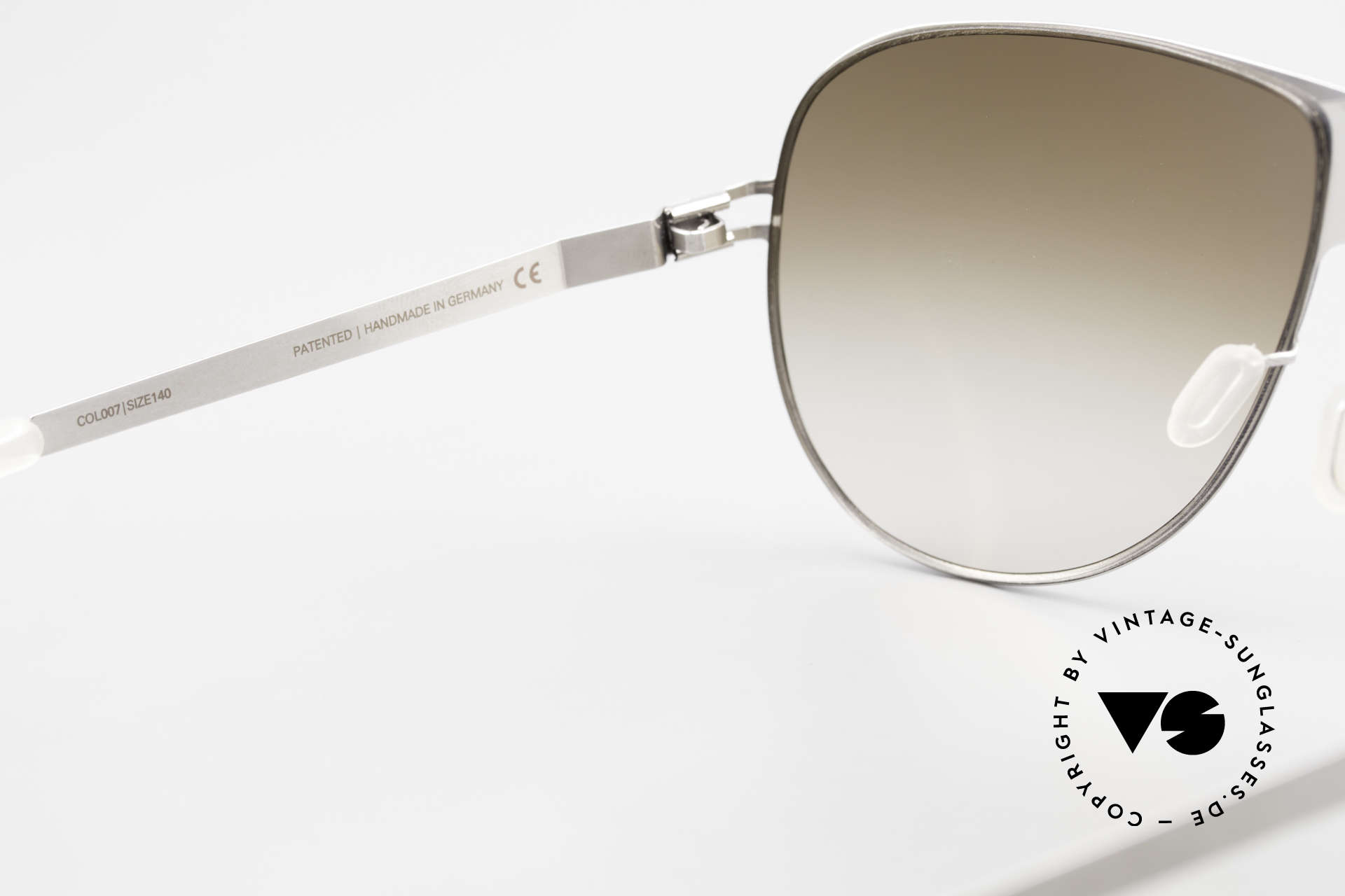 Mykita Elliot 2011 Tom Cruise Aviator Shades, worn by Tom Cruise (rare & in high demand, meanwhile), Made for Men