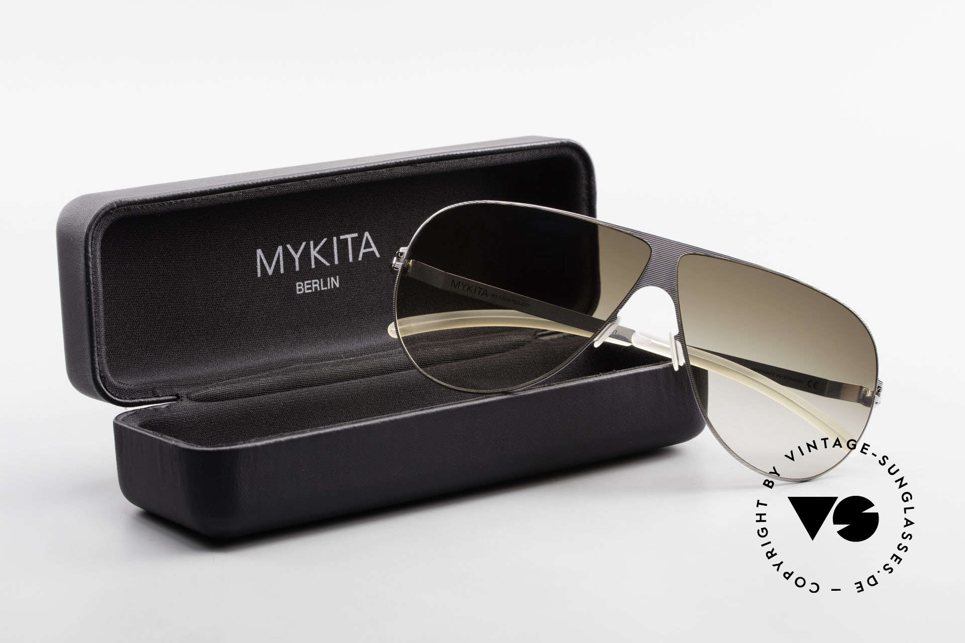 Mykita Elliot 2011 Tom Cruise Aviator Shades, Size: medium, Made for Men