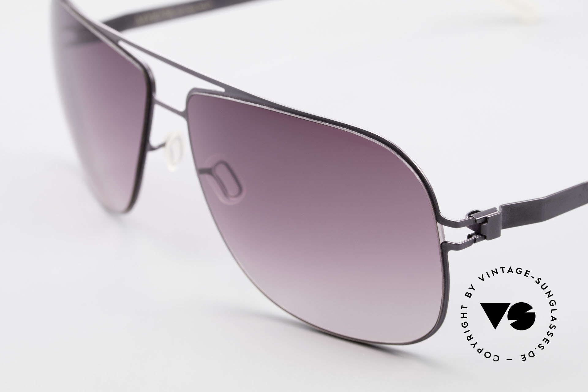 Mykita Rolf Angelina Jolie Mykita Shades, innovative and flexible metal frame = One size fits all!, Made for Men and Women