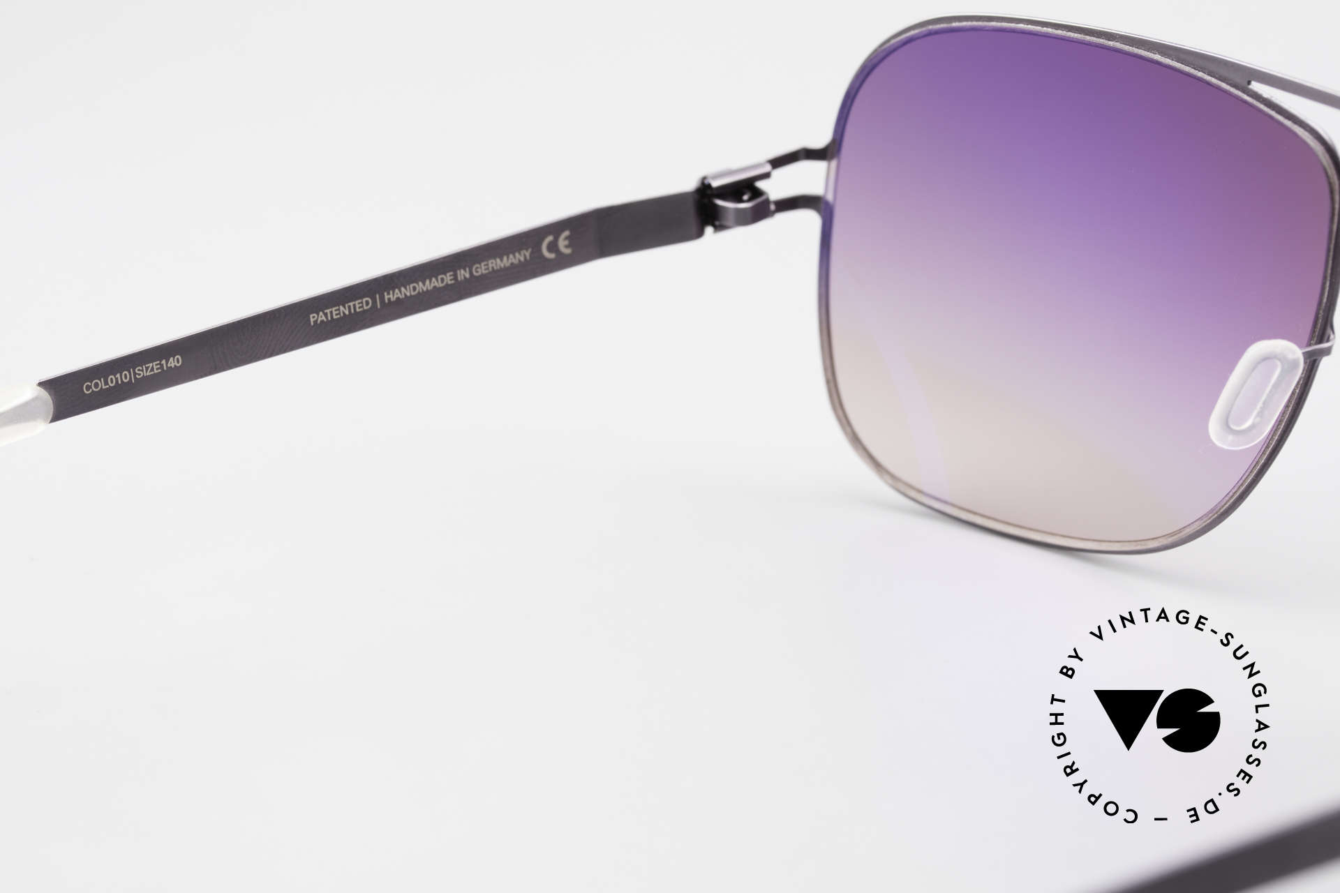 Mykita Rolf Angelina Jolie Mykita Shades, worn by Brad Pitt (rare & in high demand, meanwhile), Made for Men and Women