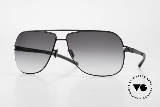 Mykita Rolf Brad Pitt Mykita Sunglasses Details