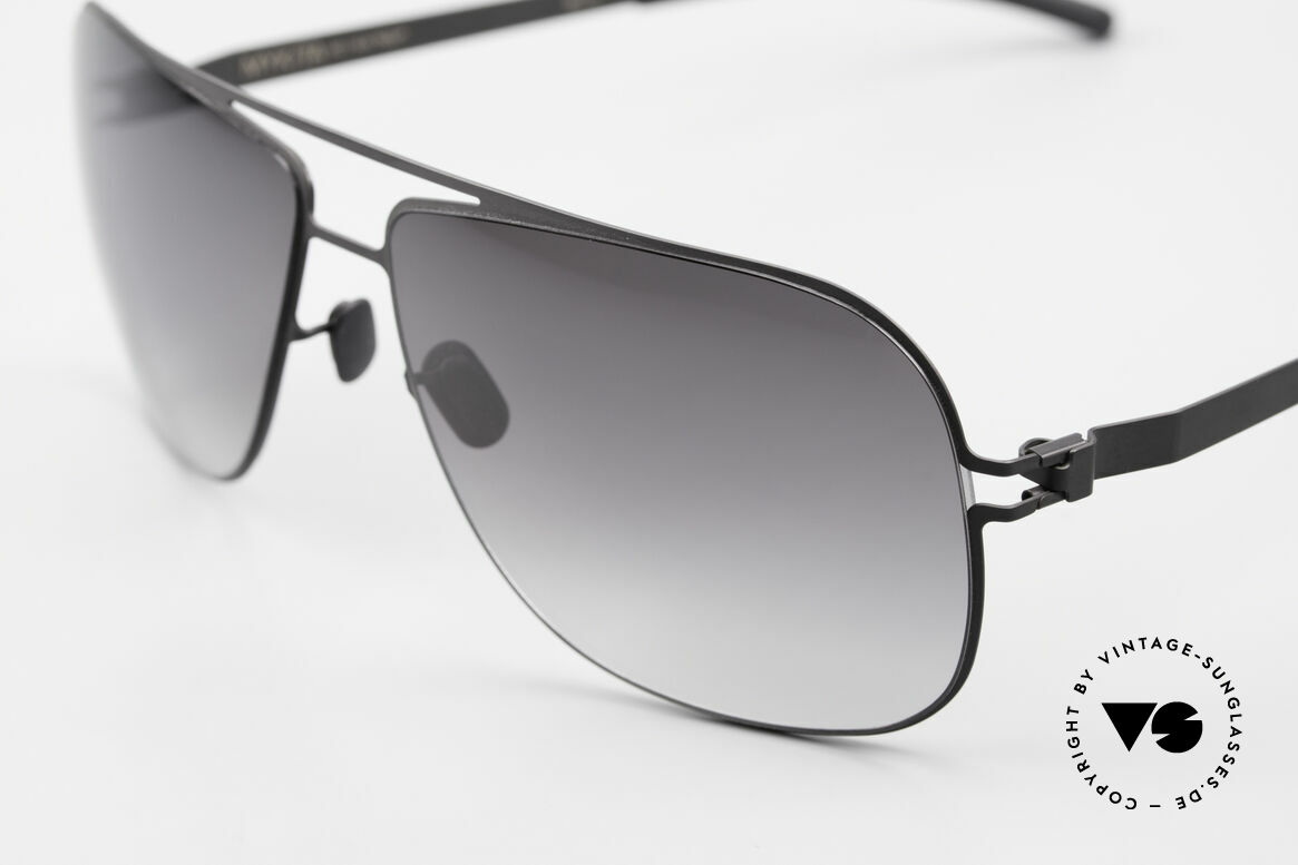 Mykita Rolf Brad Pitt Mykita Sunglasses, innovative and flexible metal frame = One size fits all!, Made for Men and Women