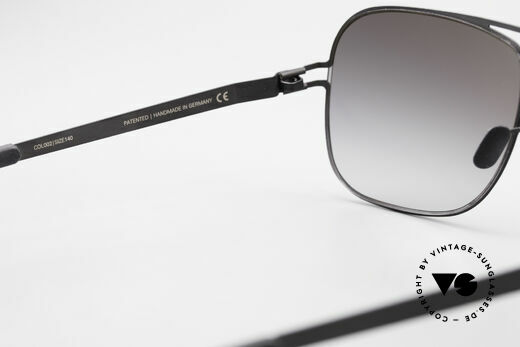 Mykita Rolf Brad Pitt Mykita Sunglasses, worn by Brad Pitt (rare & in high demand, meanwhile), Made for Men and Women
