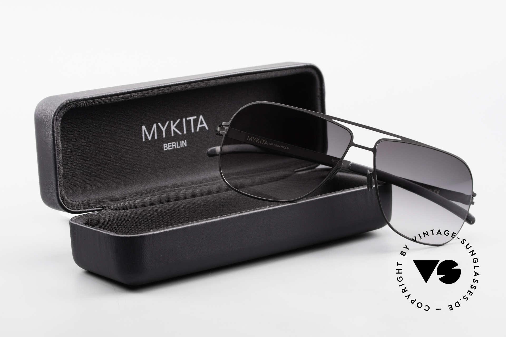 Mykita Rolf Brad Pitt Mykita Sunglasses, Size: medium, Made for Men and Women