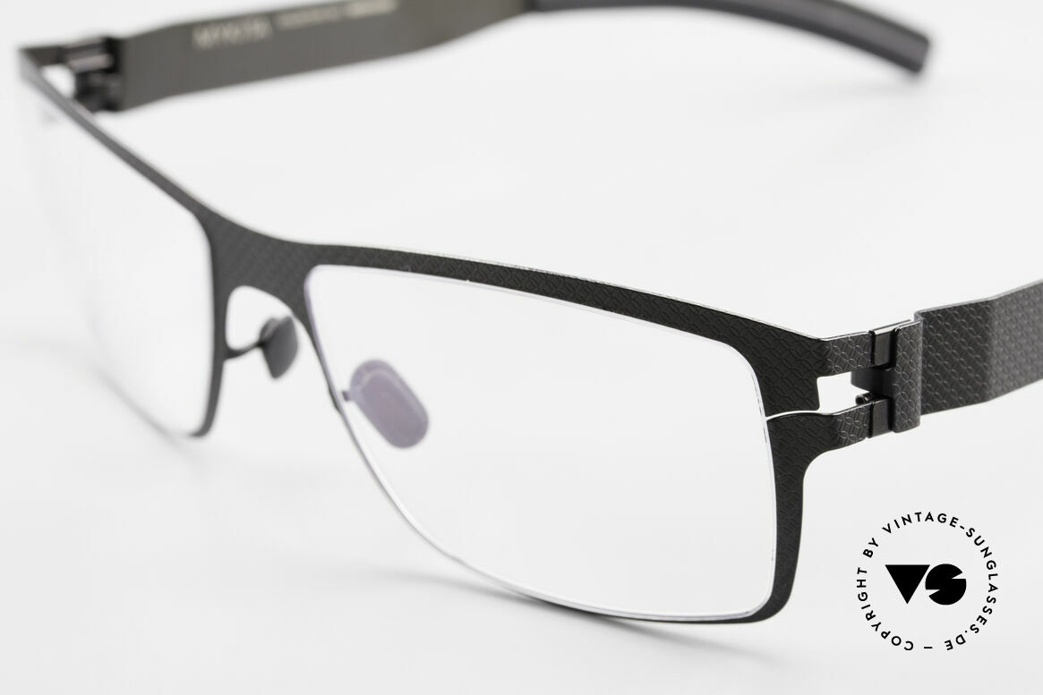 Mykita Bernhard Vintage Mykita Frame From 2009, innovative and flexible metal frame = One size fits all!, Made for Men