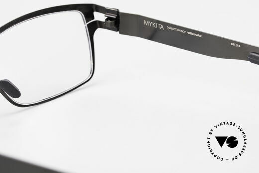 Mykita Bernhard Vintage Mykita Frame From 2009, thus, now available from us (unworn and with orig. case), Made for Men