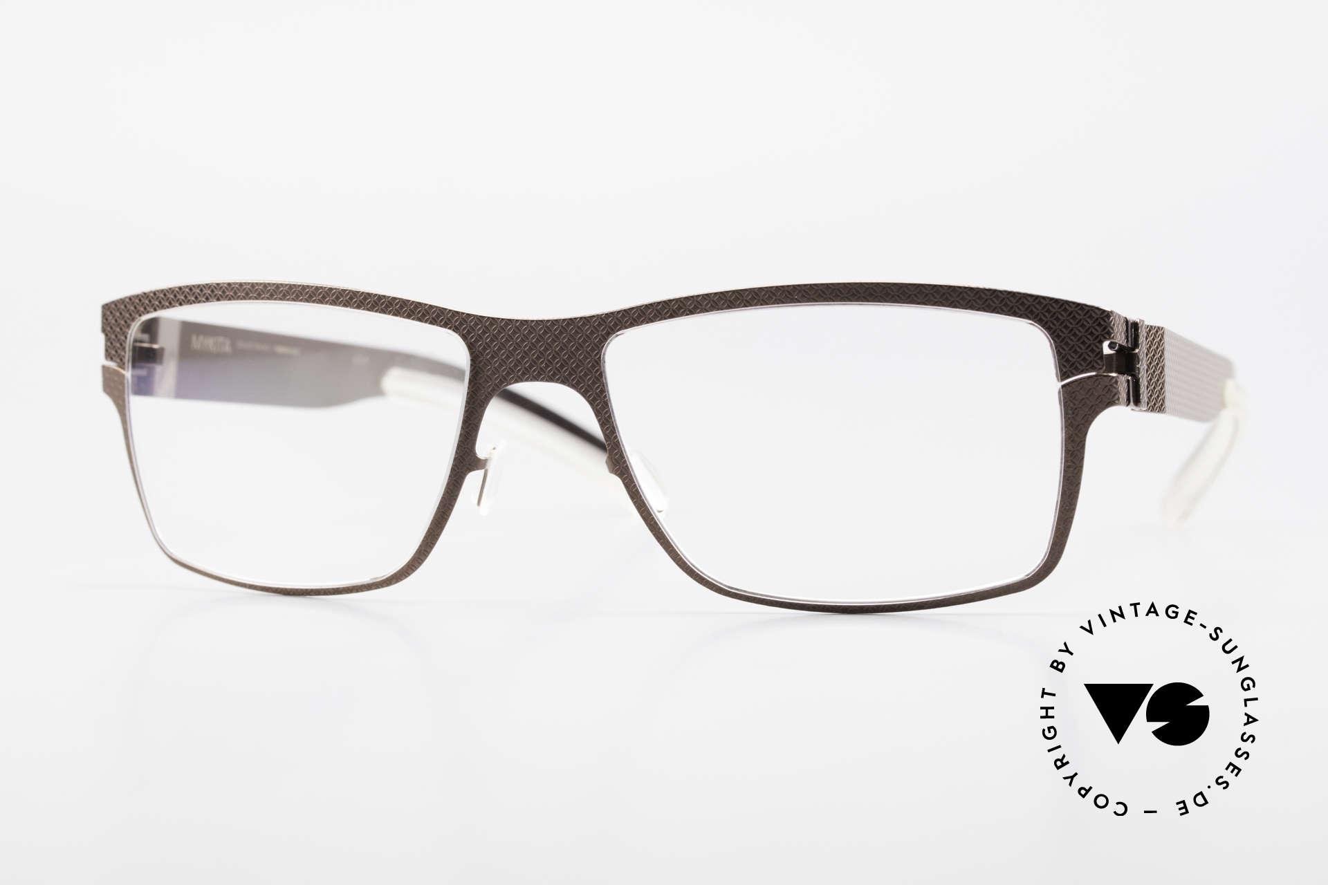 Mykita Bernhard Mykita Vintage Eyeglasses 2009, original VINTAGE MYKITA men's sunglasses from 2009, Made for Men