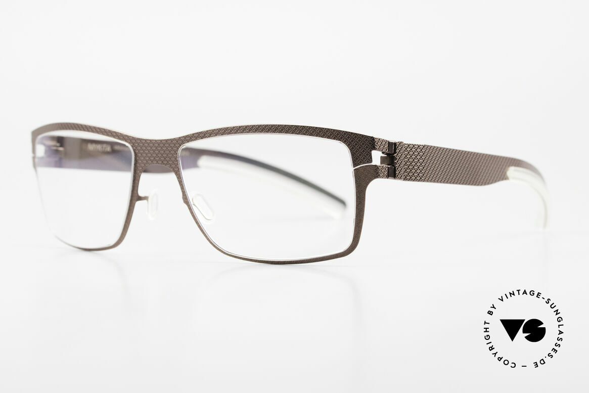 Mykita Bernhard Mykita Vintage Eyeglasses 2009, model Collection No.1 Bernhard Brownbead, size 55/18, Made for Men