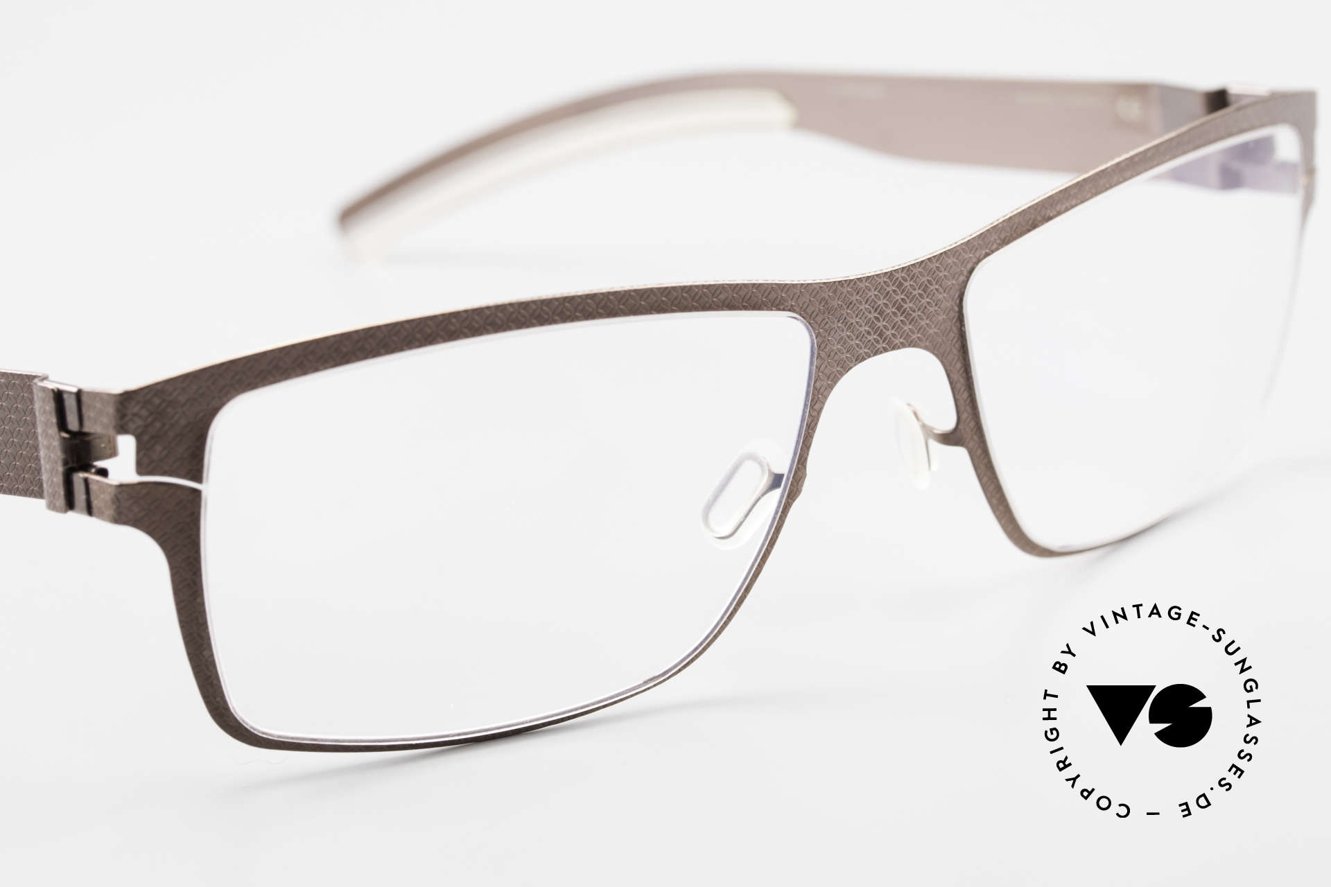 Mykita Bernhard Mykita Vintage Eyeglasses 2009, top-notch quality, made in Germany (Berlin-Kreuzberg), Made for Men