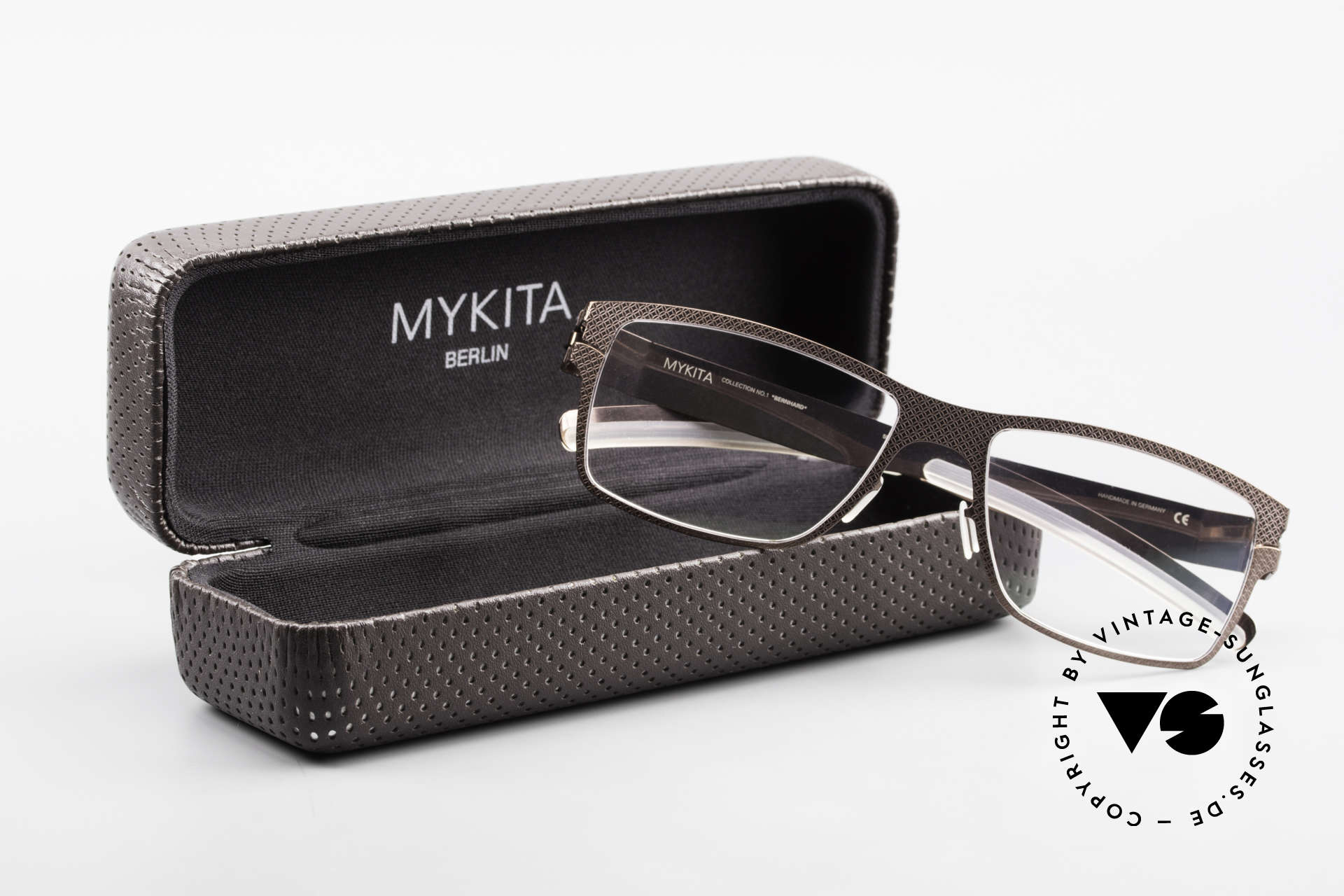 Mykita Bernhard Mykita Vintage Eyeglasses 2009, worn by many celebs (rare & in high demand, meanwhile), Made for Men