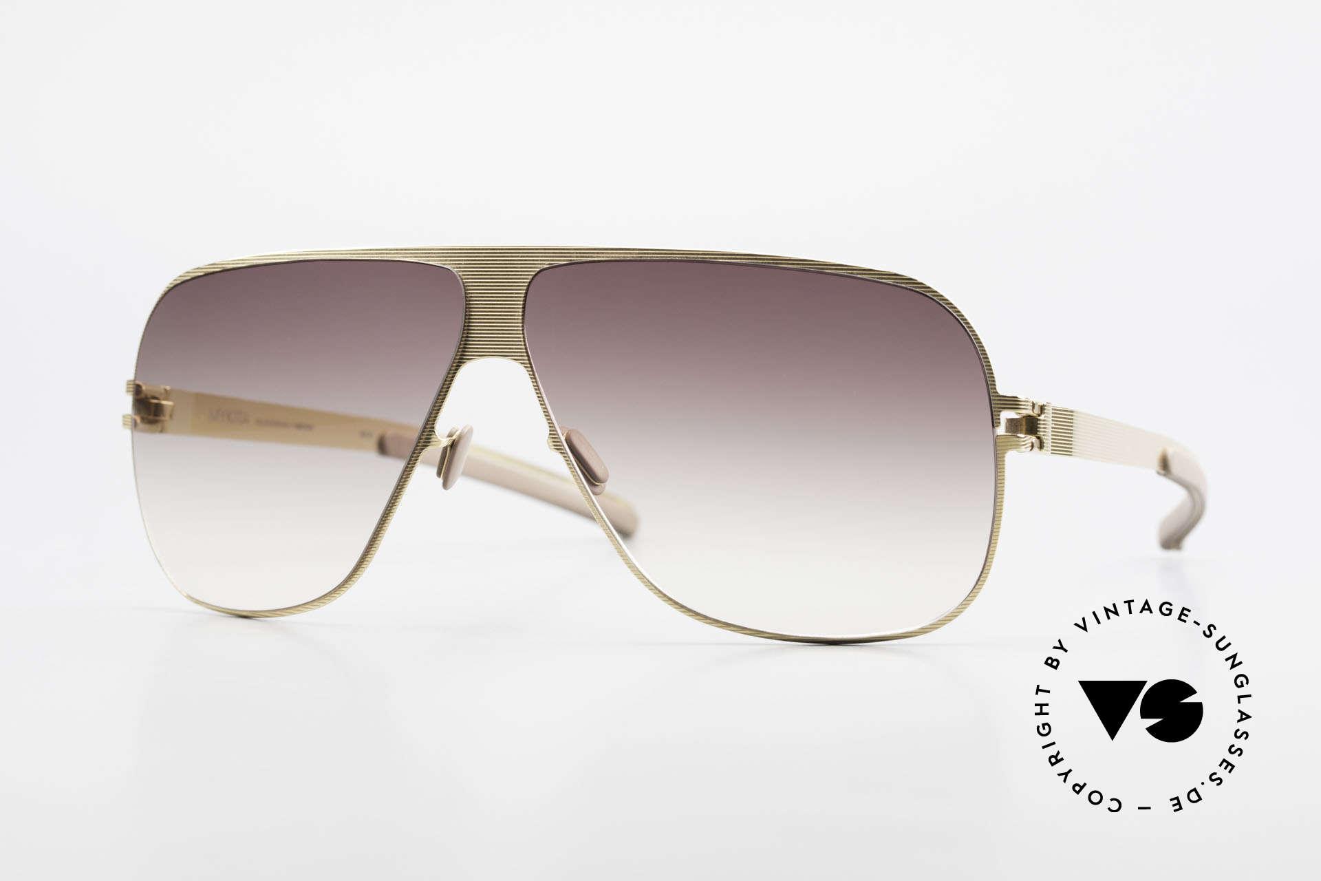 Mykita Hector Vintage Mykita Frame From 2009, original VINTAGE MYKITA men's sunglasses from 2009, Made for Men