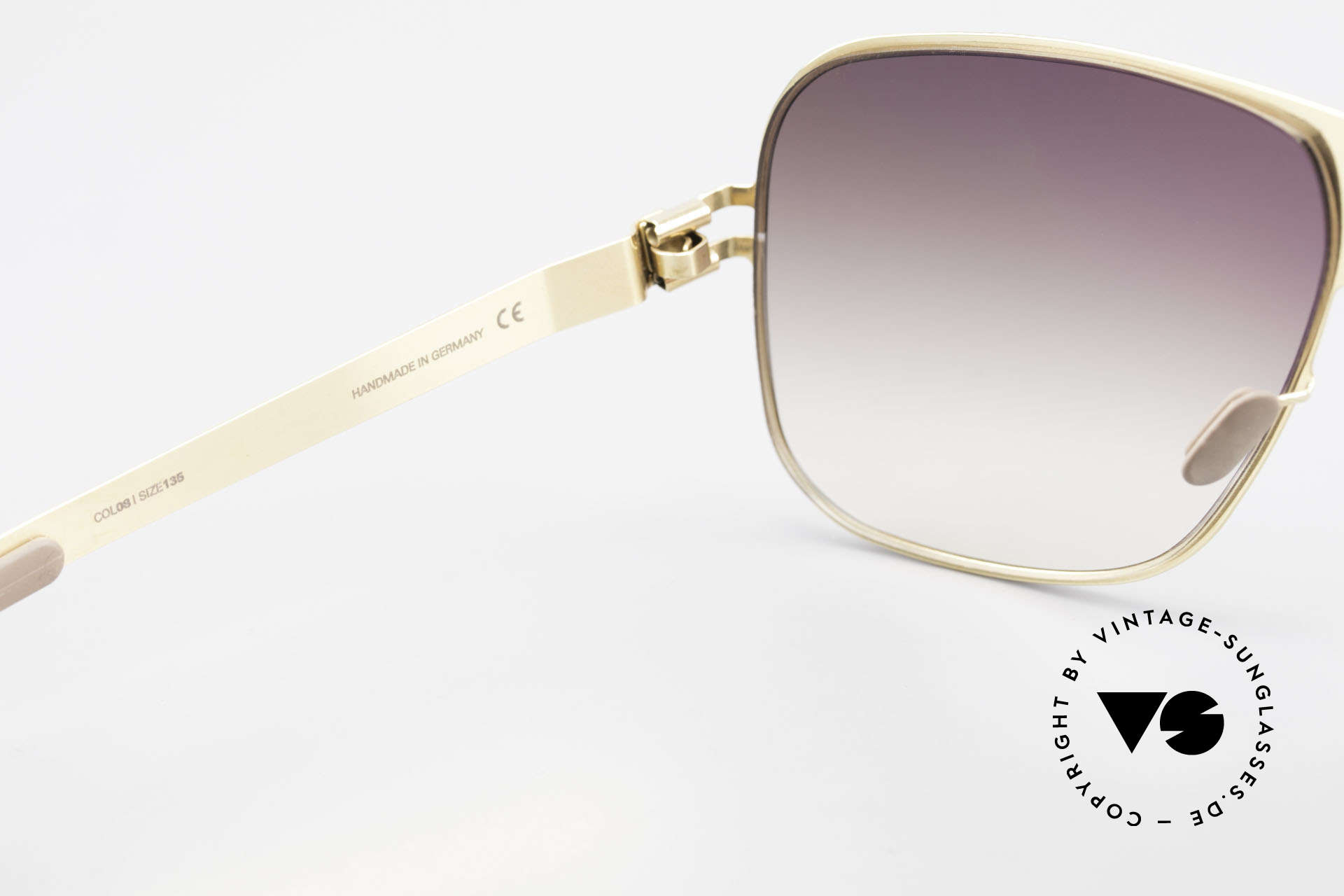 Mykita Hector Vintage Mykita Frame From 2009, worn by many celebs (rare & in high demand, meanwhile), Made for Men