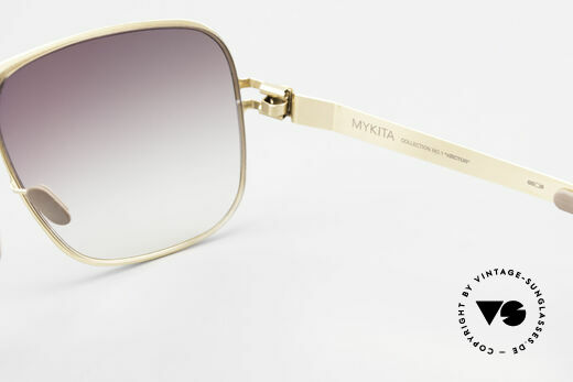 Mykita Hector Vintage Mykita Frame From 2009, thus, now available from us (unworn and with orig. case), Made for Men