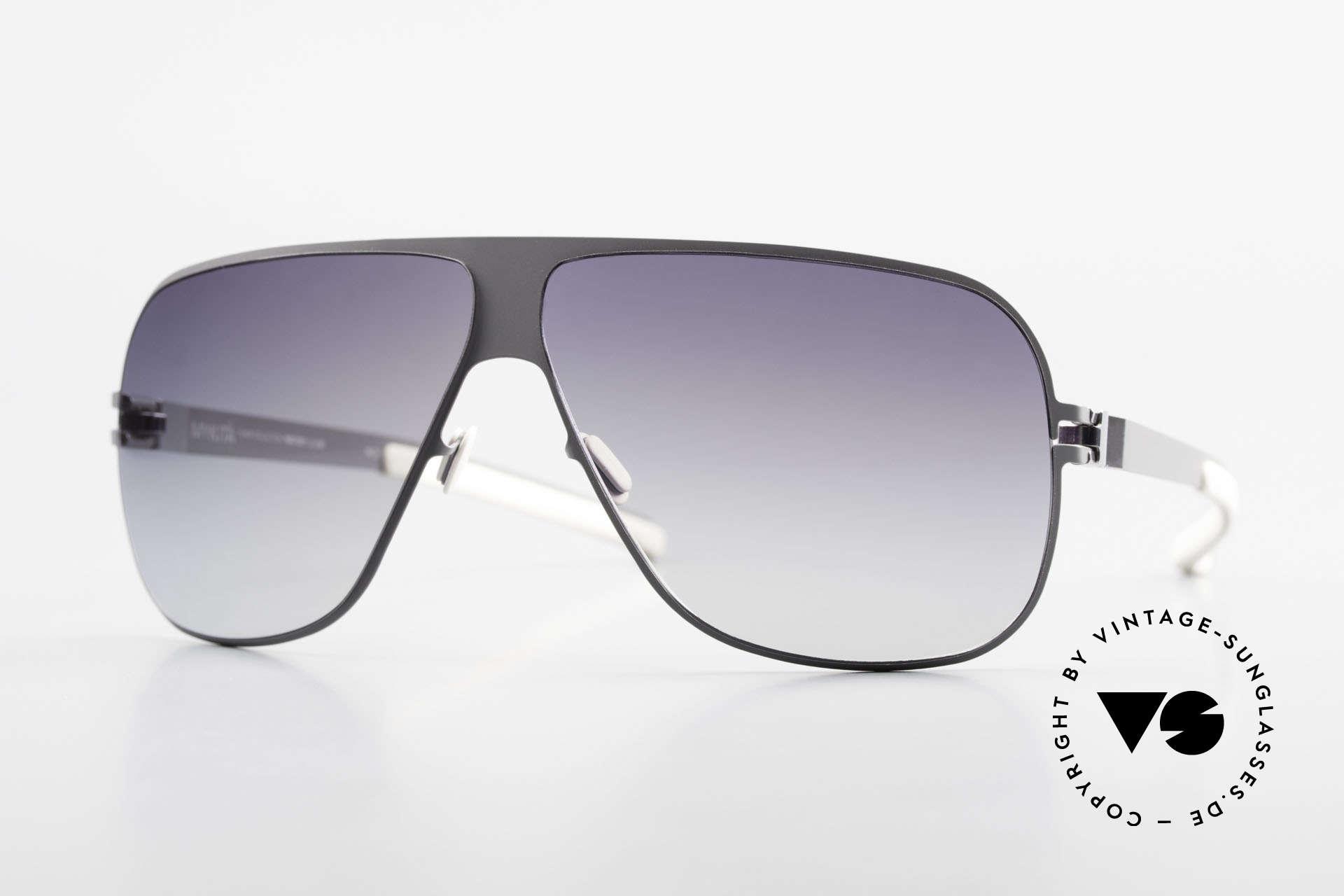 Mykita Hector 2009's Vintage Mykita Shades, original VINTAGE MYKITA men's sunglasses from 2009, Made for Men
