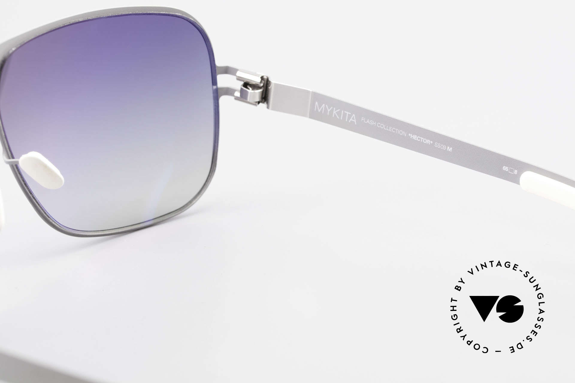 Mykita Hector 2009's Vintage Mykita Shades, thus, now available from us (unworn and with orig. case), Made for Men