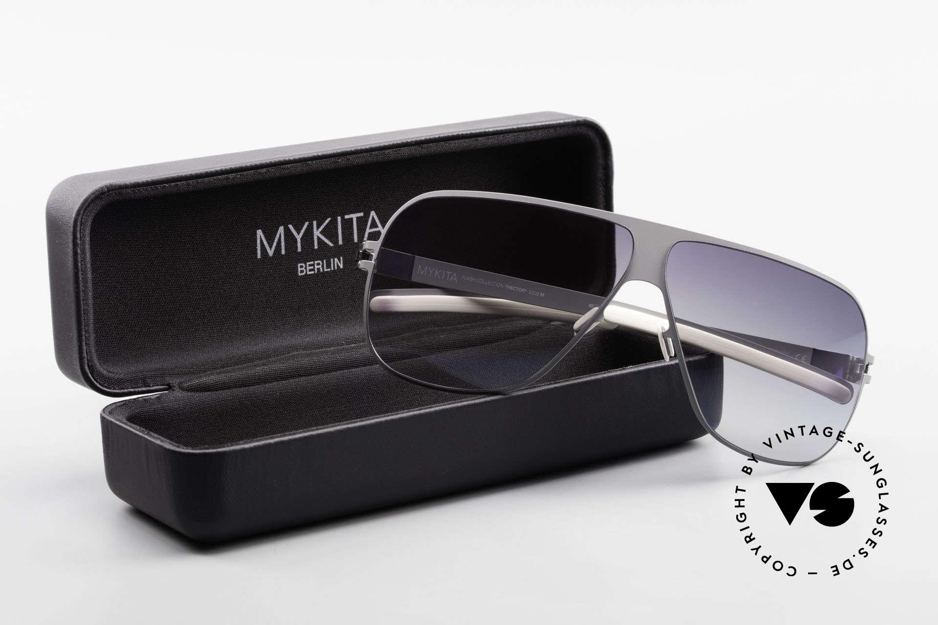 Mykita Hector 2009's Vintage Mykita Shades, Size: large, Made for Men