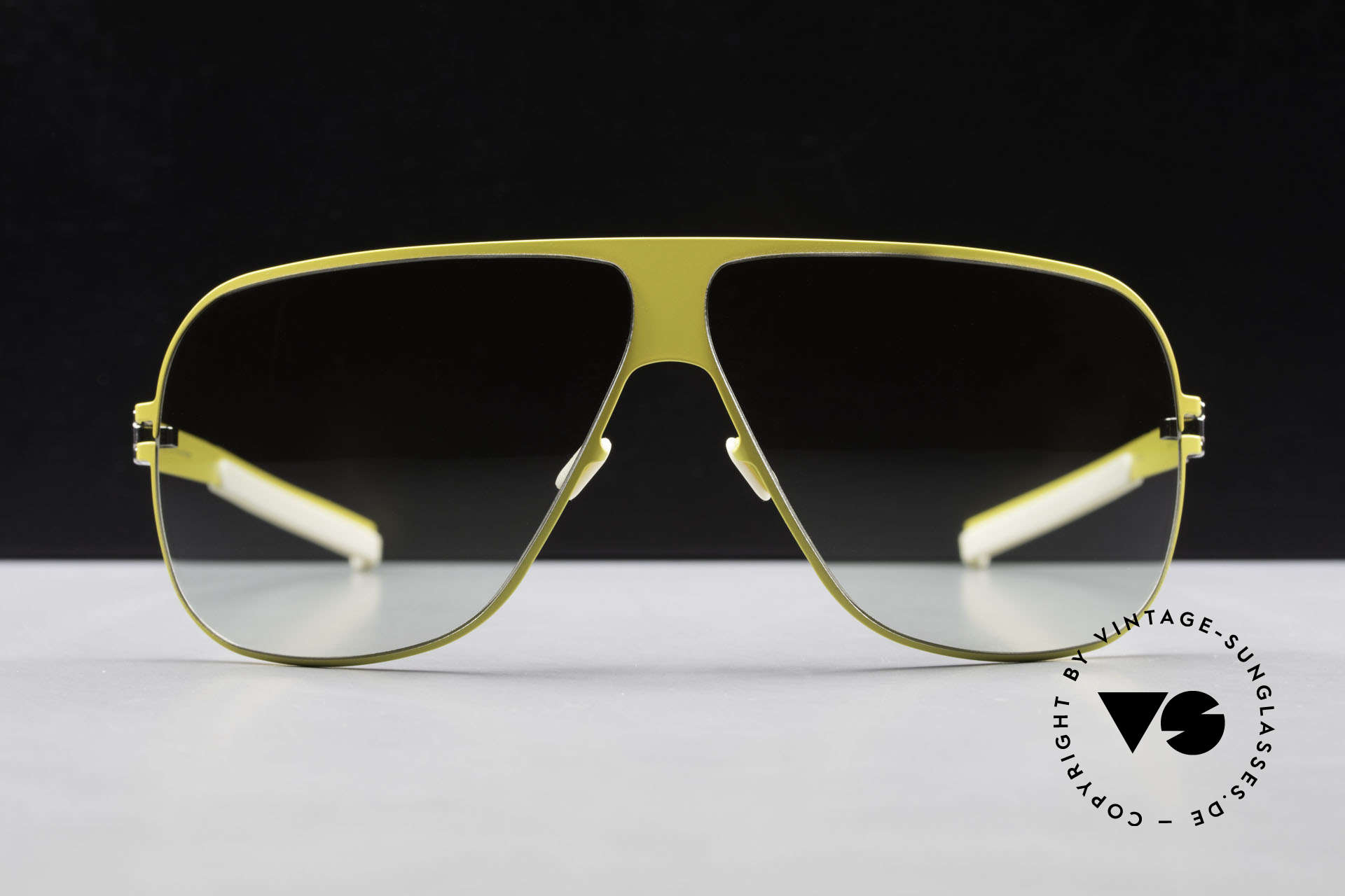 Mykita Hector Aviator Mykita Shades 2009's, flexible metal frame = innovative and elegant likewise, Made for Men