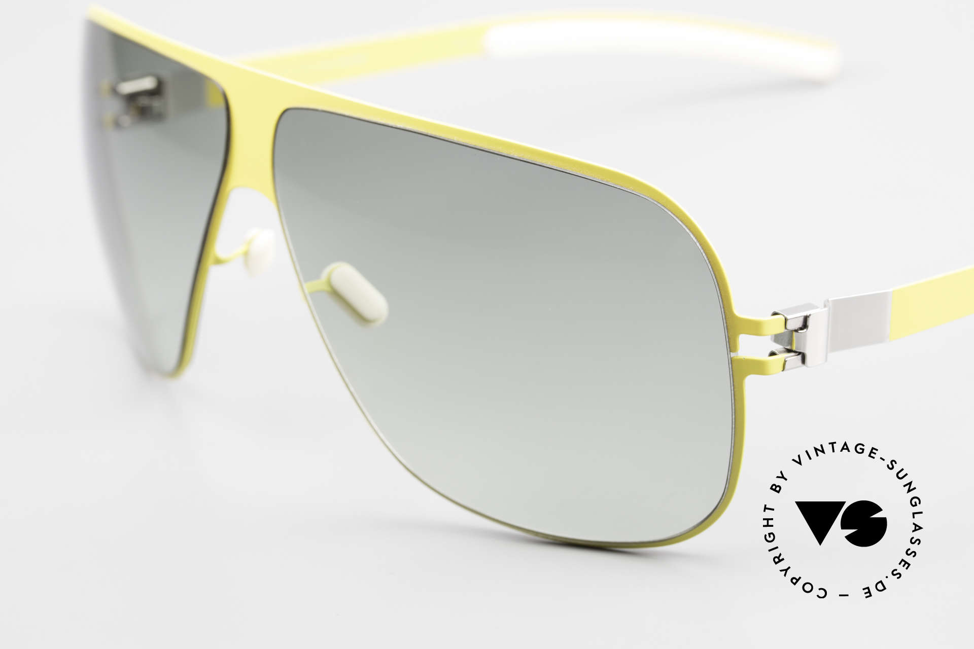 Mykita Hector Aviator Mykita Shades 2009's, worn by many celebs (rare & in high demand, meanwhile), Made for Men