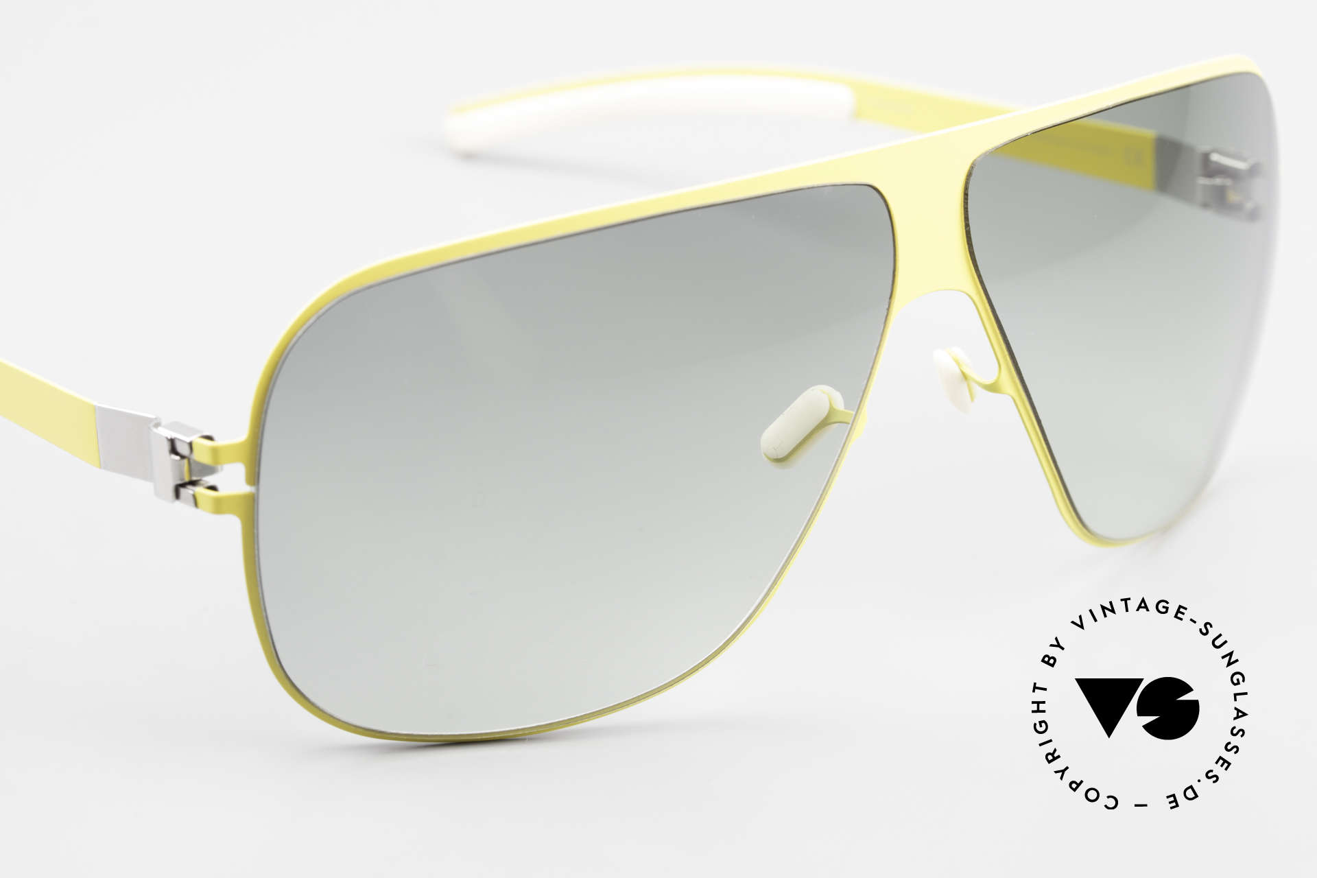 Mykita Hector Aviator Mykita Shades 2009's, thus, now available from us (unworn and with orig. case), Made for Men