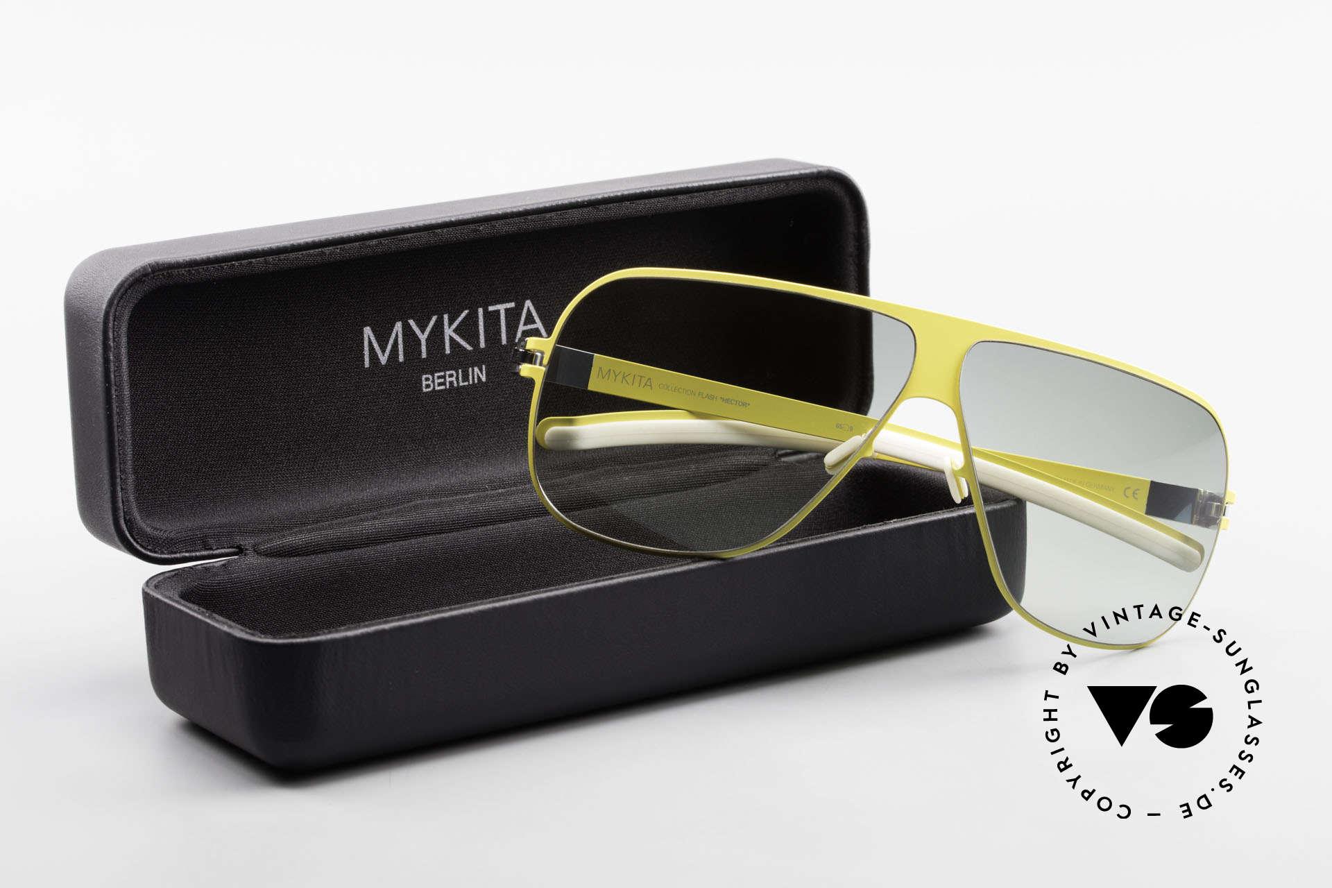 Mykita Hector Aviator Mykita Shades 2009's, Size: large, Made for Men