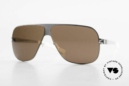 Mykita Hector Aviator Men's Sunglasses 2009's Details