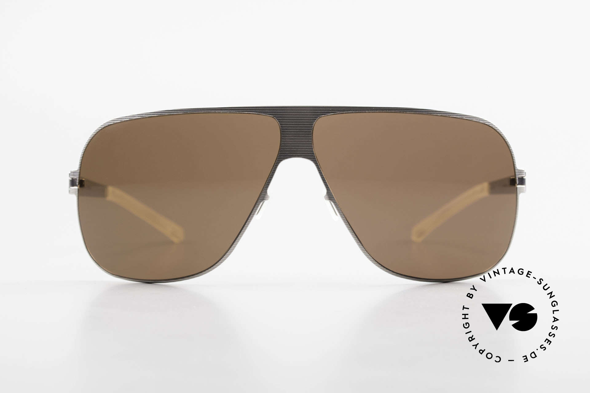 Mykita Hector Aviator Men's Sunglasses 2009's, MYKITA: the youngest brand in our vintage collection, Made for Men