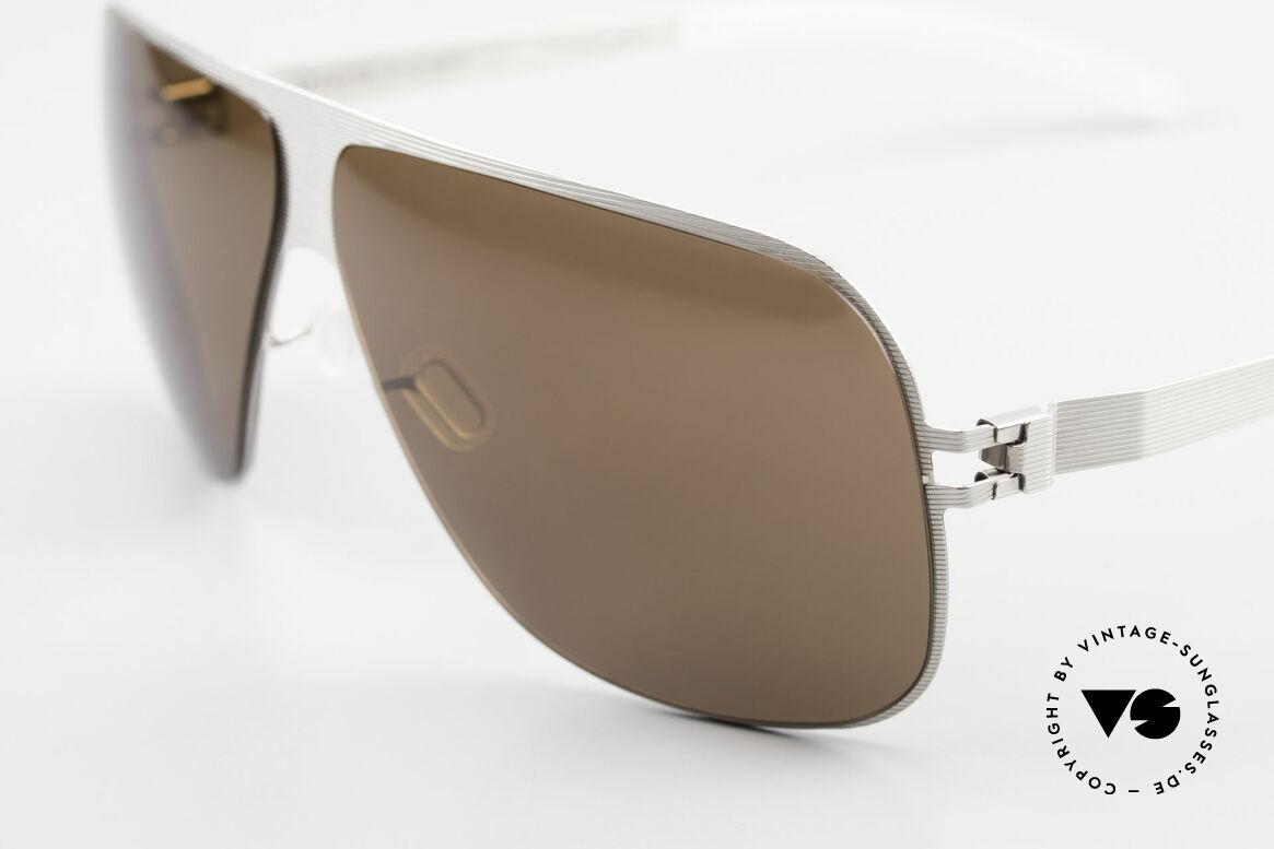 Mykita Hector Aviator Men's Sunglasses 2009's, flexible metal frame = innovative and elegant likewise, Made for Men