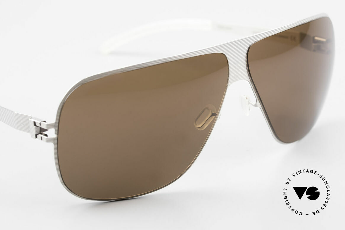 Mykita Hector Aviator Men's Sunglasses 2009's, top-notch quality, made in Germany (Berlin-Kreuzberg), Made for Men