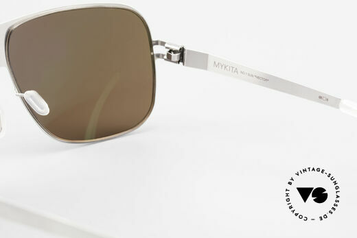 Mykita Hector Aviator Men's Sunglasses 2009's, thus, now available from us (unworn and with orig. case), Made for Men