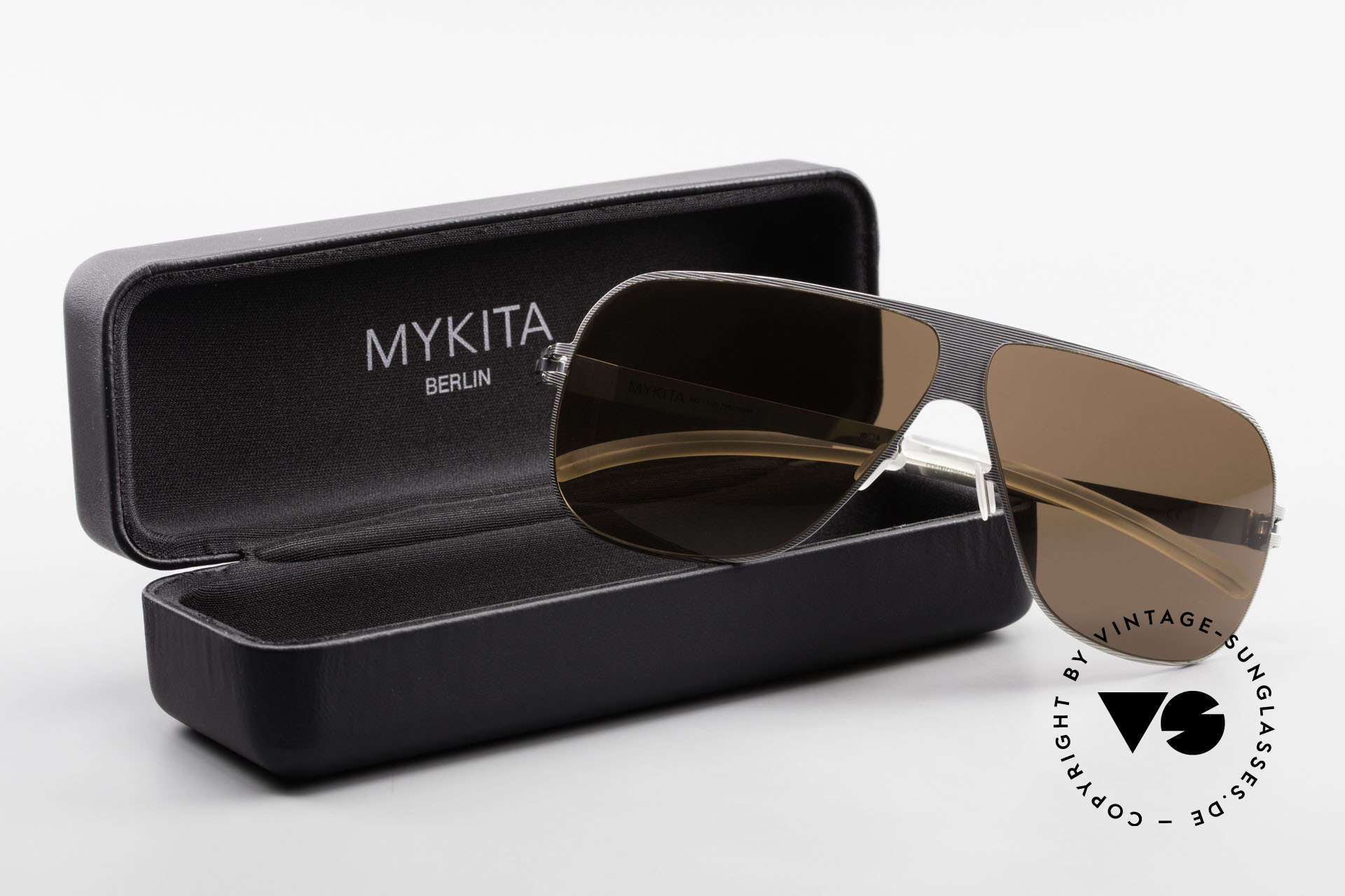 Mykita Hector Aviator Men's Sunglasses 2009's, Size: large, Made for Men