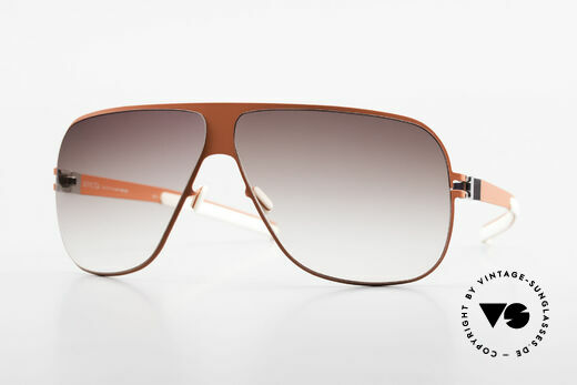 Mykita Hector Men's Aviator Sunglasses 2009's Details