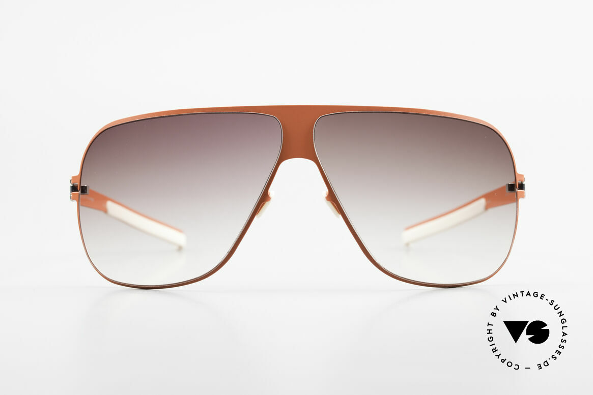 Mykita Hector Men's Aviator Sunglasses 2009's, MYKITA: the youngest brand in our vintage collection, Made for Men