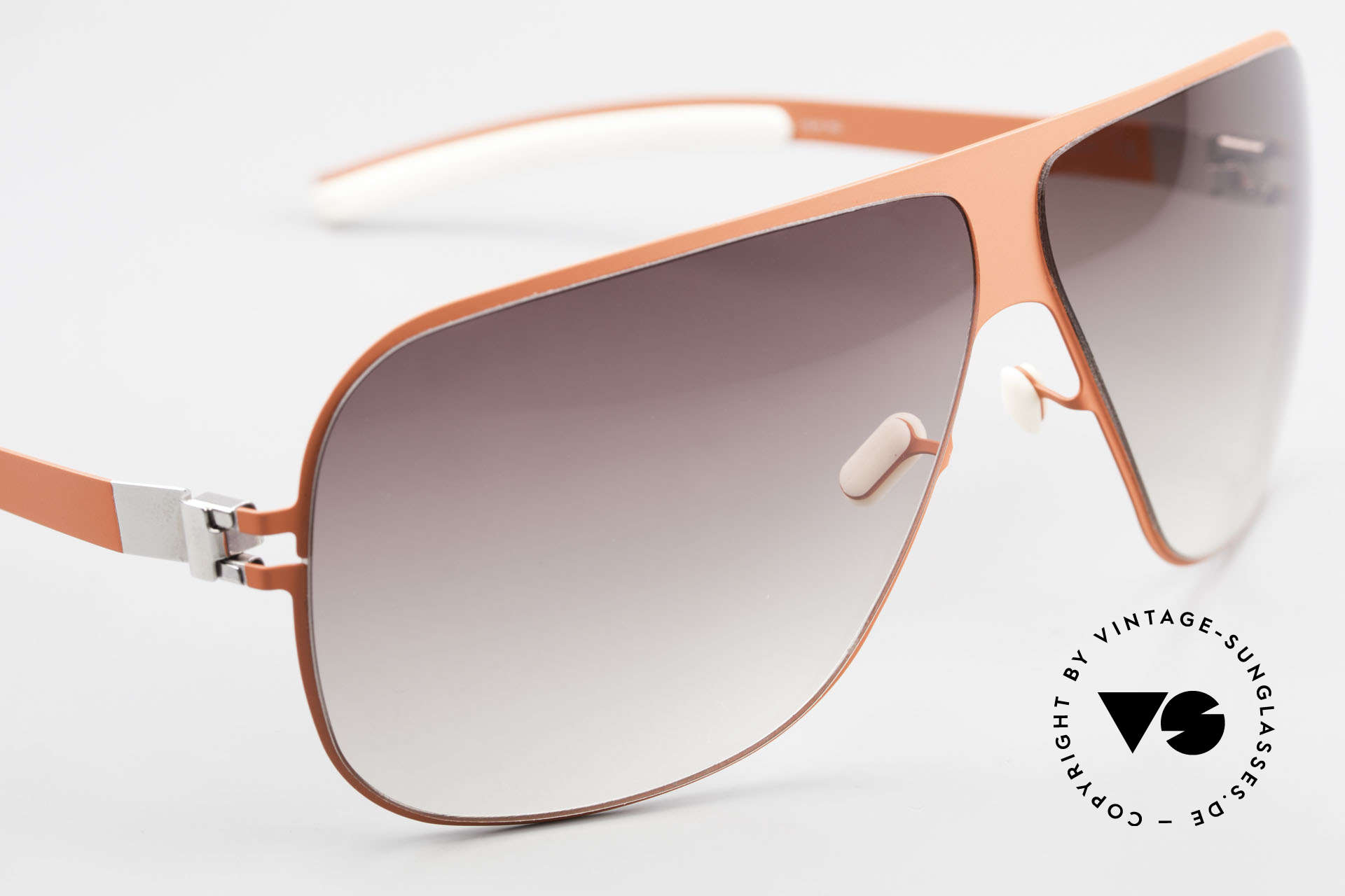 Mykita Hector Men's Aviator Sunglasses 2009's, top-notch quality, made in Germany (Berlin-Kreuzberg), Made for Men